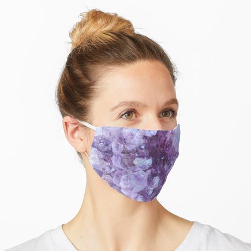 Kristalledelstein Maske