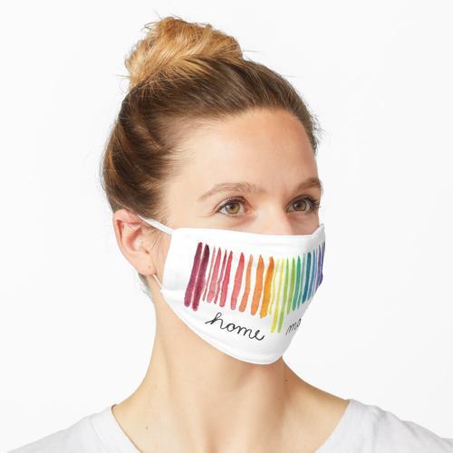 Hausgemachtes ich Maske
