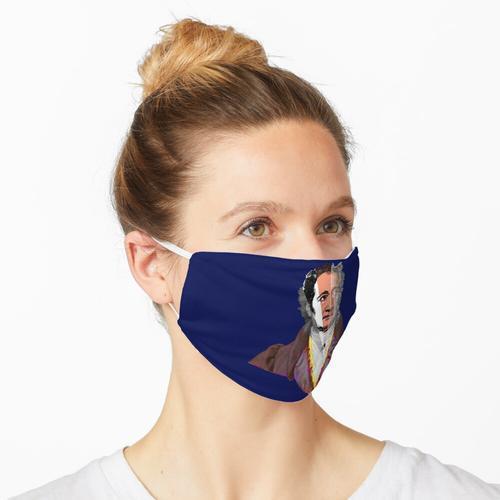 Goethe Maske