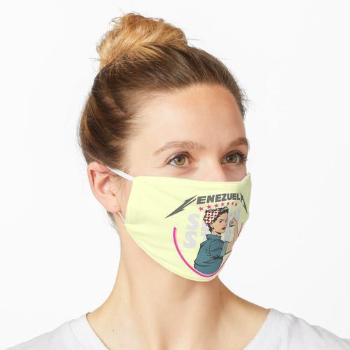 Jeans und Accessoires Maske