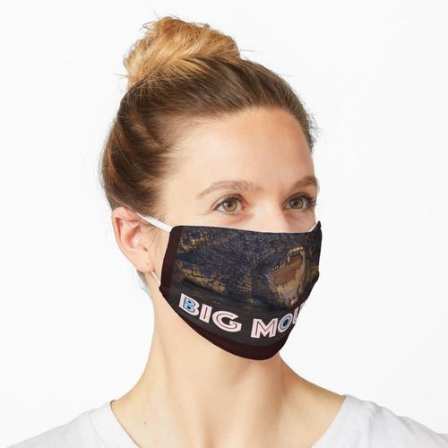 GROSSER MUND Maske