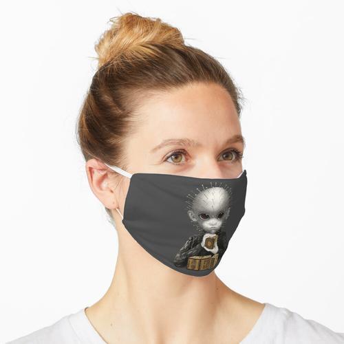 Pinhead (Bitty Baddies) Maske