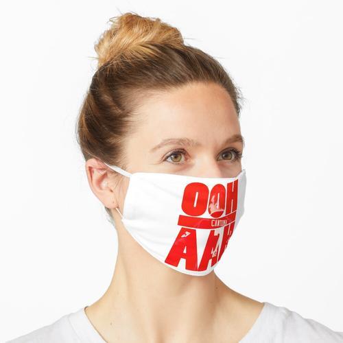 Ooh-Aah Cantona Maske