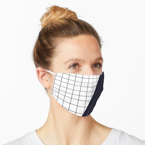 Dynamisches Duo Maske