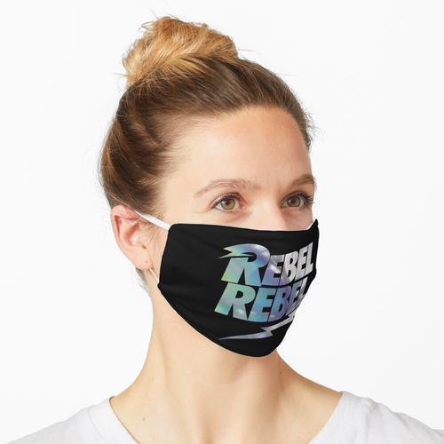 Rebell Rebell Maske