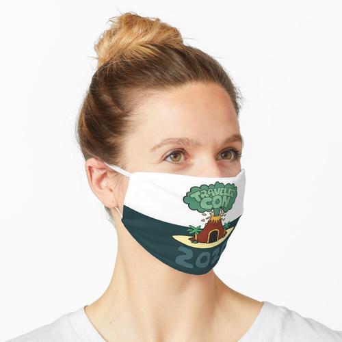 Traveller Con 2020 Maske