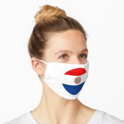 Paraguay Paraguai Maske