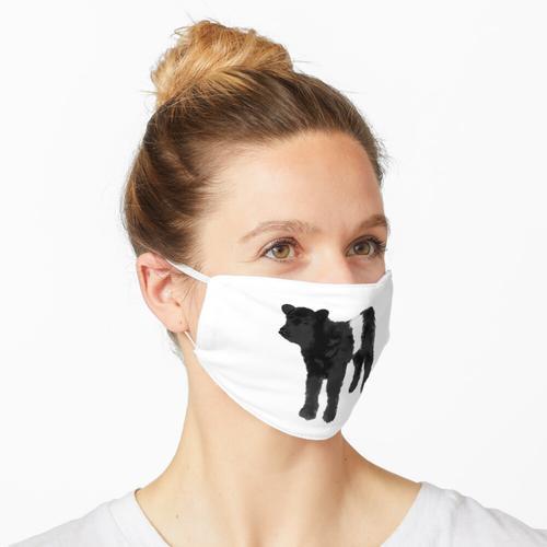 wenn Oreos Kühe wären Maske