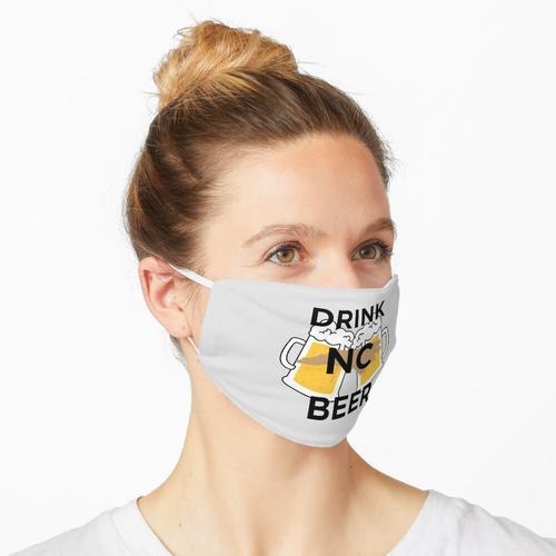 Trinken NC Bier Maske