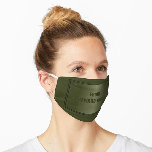 Claymore Front Maske