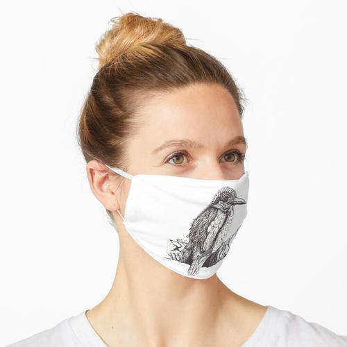 Eisvogel. Eisvogel. Maske