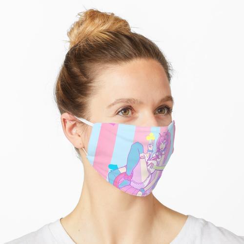 [SB69] Rock'n Pink! - Pastellspannung Maske