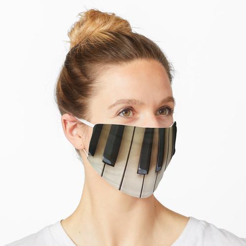 Elfenbein Maske