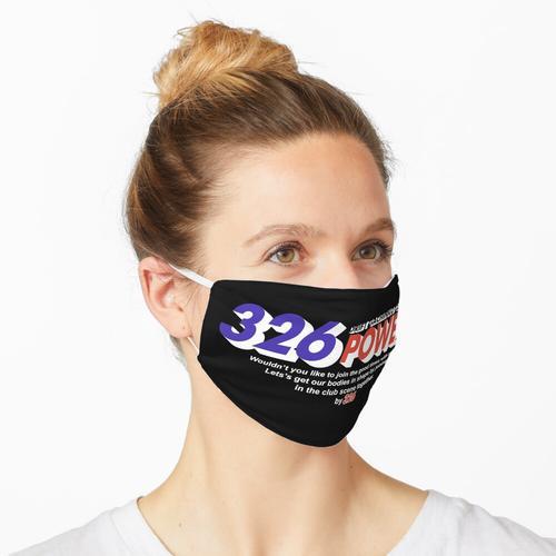 326 Leistung Maske