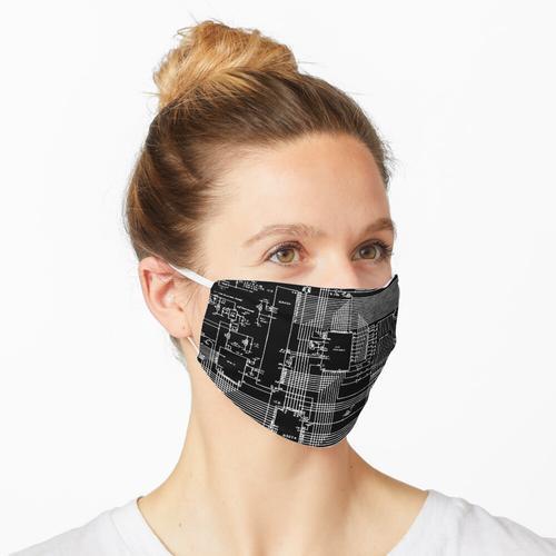 Schaltplan 1 Maske