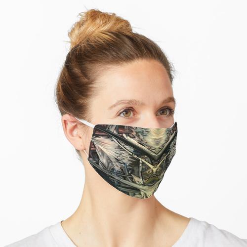 Baumwollfalle Maske