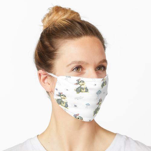 Badezimmer Maske