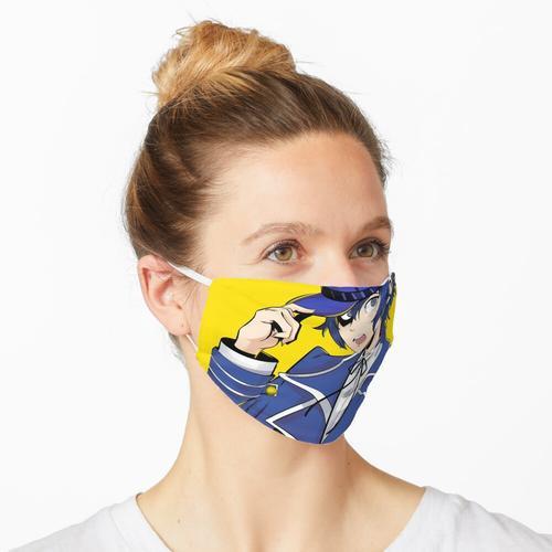 Naoto Shirogane Maske