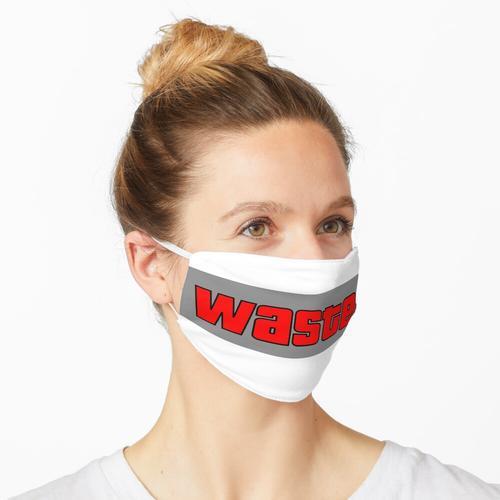 Wasted GTA Maske