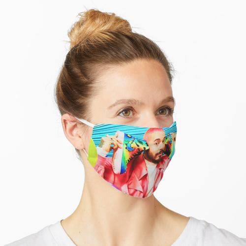 Farblebensdauer j Maske