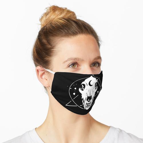 Der Schamane Maske