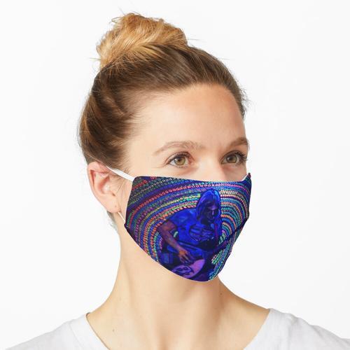 Flaming Lips (schwarzes Licht) Maske