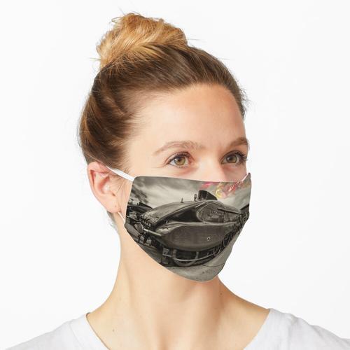 Elektrischer Dampf Maske