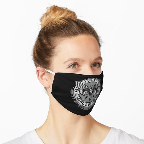 V-Ausschnitt Maske