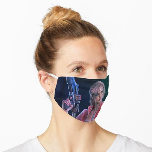 Claire Redfield Maske