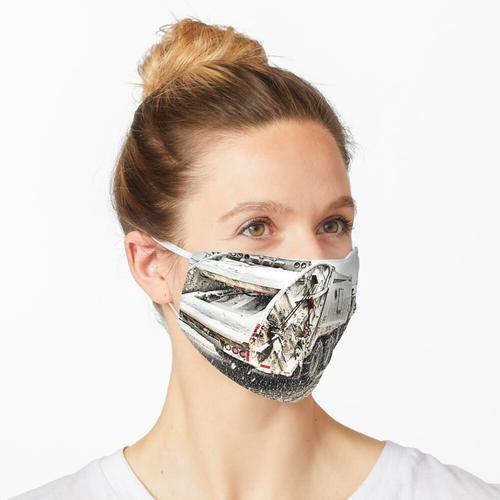 NYC Hygiene DSNY Maske