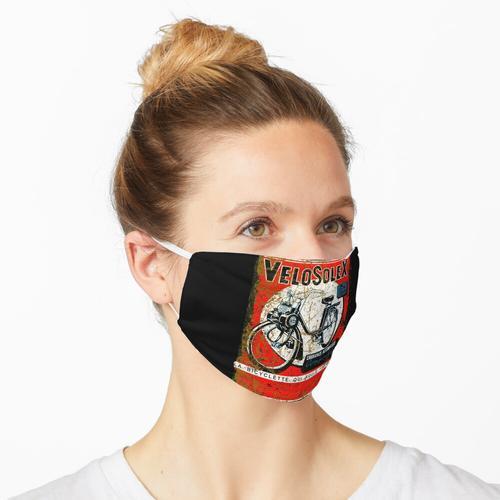 Velo Solex Maske
