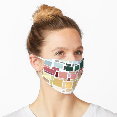 Die Farbpalette Maske