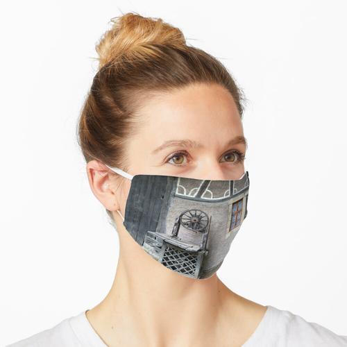 Hölzerne Bandsäge Maske