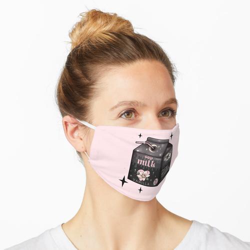 Goth Sojamilch Maske
