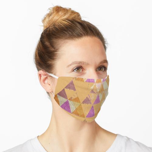 Pyramiden Maske