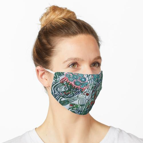 Mysterious Gone Maske