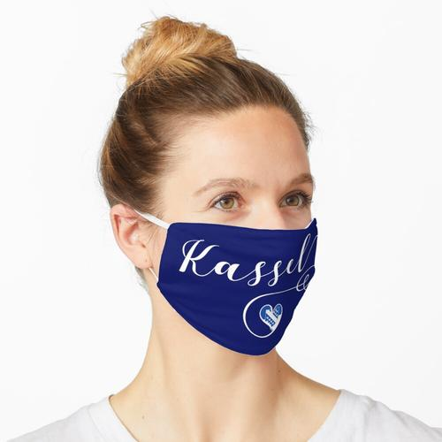 Kasseler Flaggenherz, Land Hessen Maske