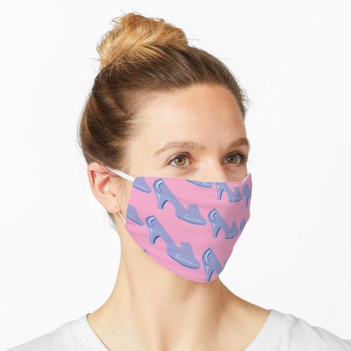 Glaspantoffel Maske