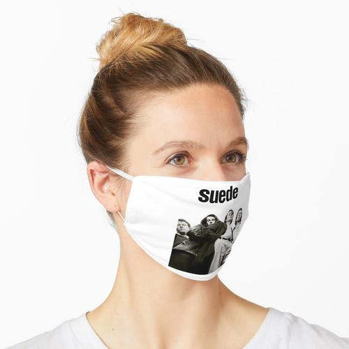 Wildleder Maske