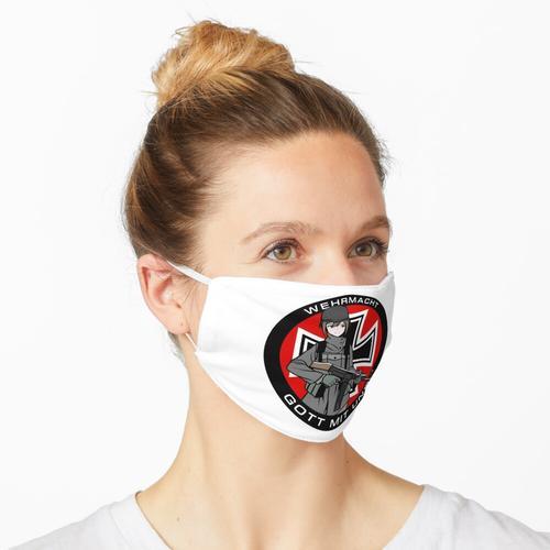 Wehrmacht Maske