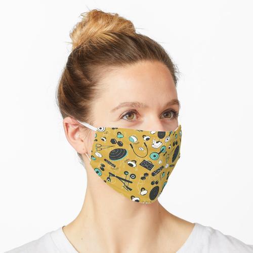 Krafttraining für Tage Maske