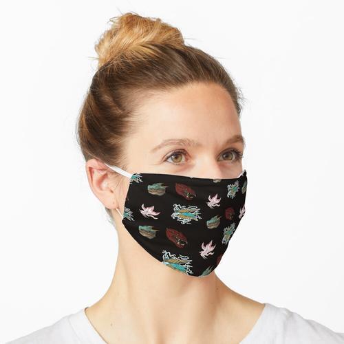 Monster Hunter Headshots Wave 1 Maske