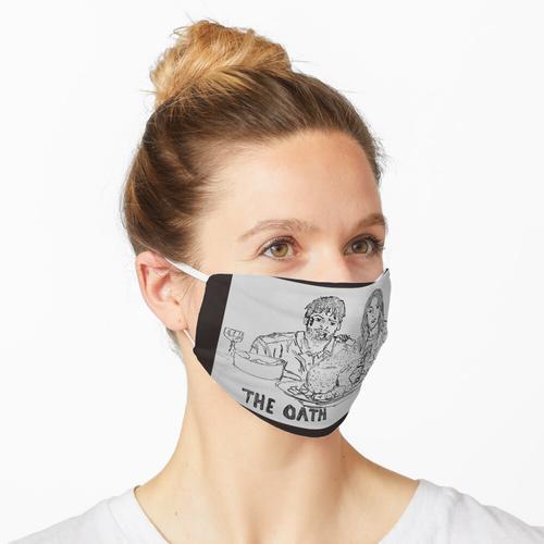 Das Eid Whiteboard Maske