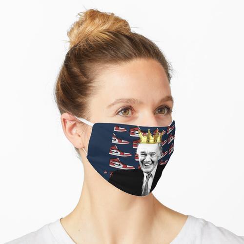 Ed Markey Sneaker King Maske