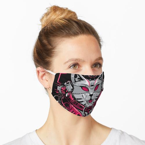 CYBER CAT Maske