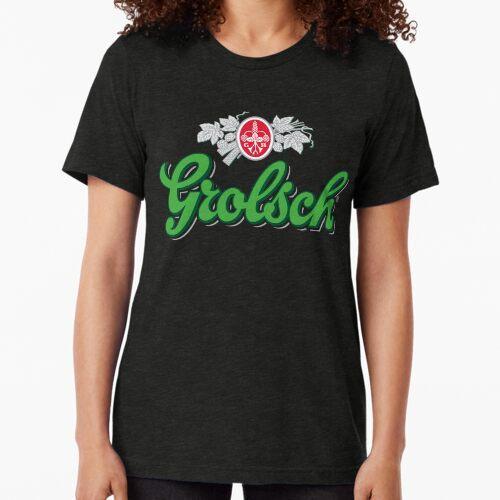 Grolsch Grolsch Grolsch Tri-blend T-Shirt