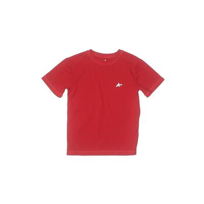Athletech Active T-Shirt: Red So...
