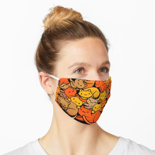 Kratzbaum Maske