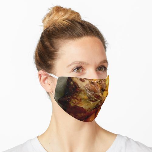 Lammkeulen zum Abendessen Maske