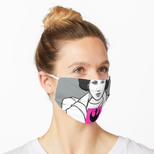 Wir sind der Widerstand Maske